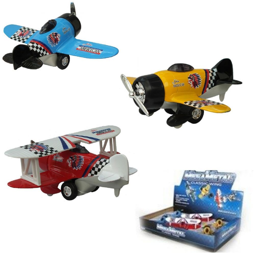 Preschool/Young Childrens Toy Classic Wing Military Aircraft Age 3+ Years